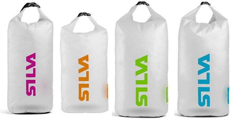 Genomskinlig vattentät väska Silva Carry Dry Bag TPU 6 36 I