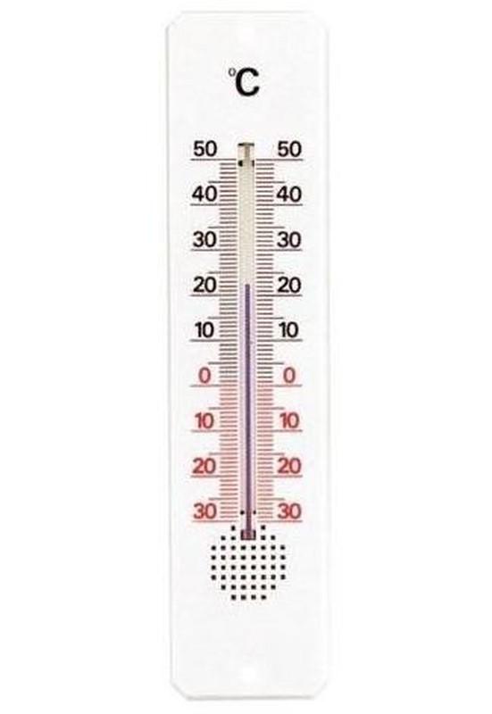 Termometro Ambiente Plastico 195mm Raig Il prezzo di questo prodotto varia con la tipologia prescelta: termometro ambiente plastico 195mm