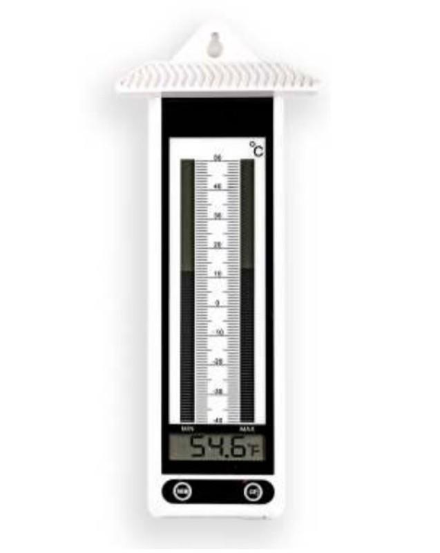 Maximal och lägsta termometer ref 105057