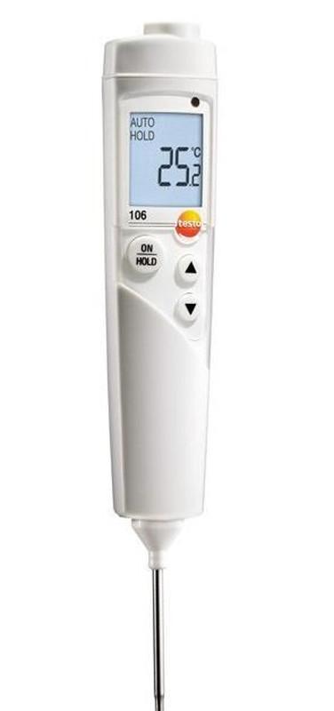 REED C 370 RTD food thermometer — Raig