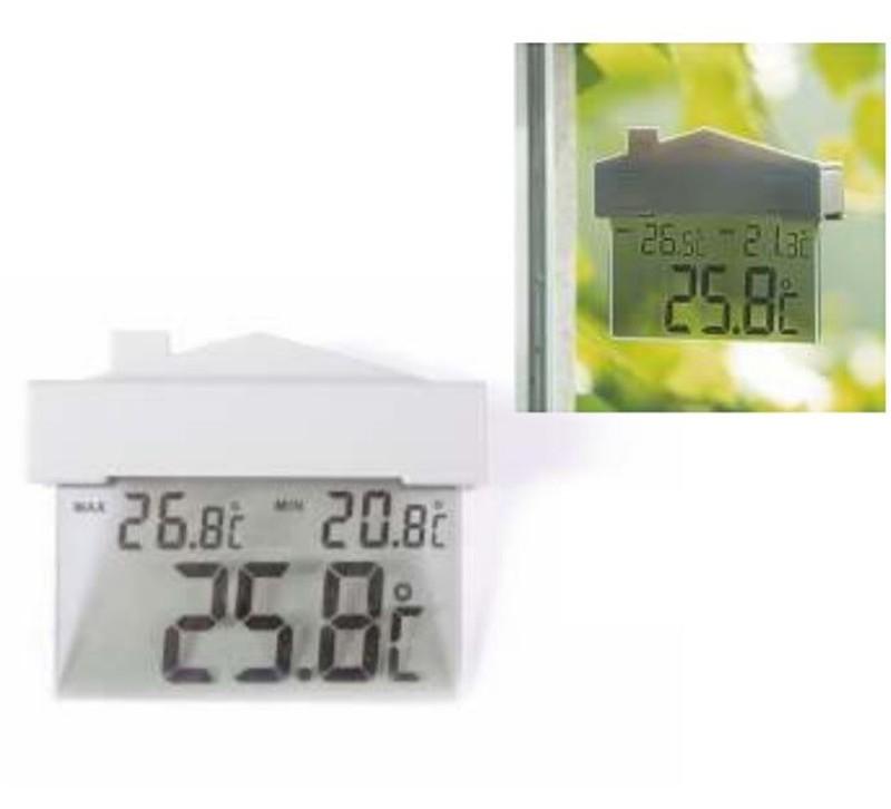 Maximal och minimal fönstertermometer