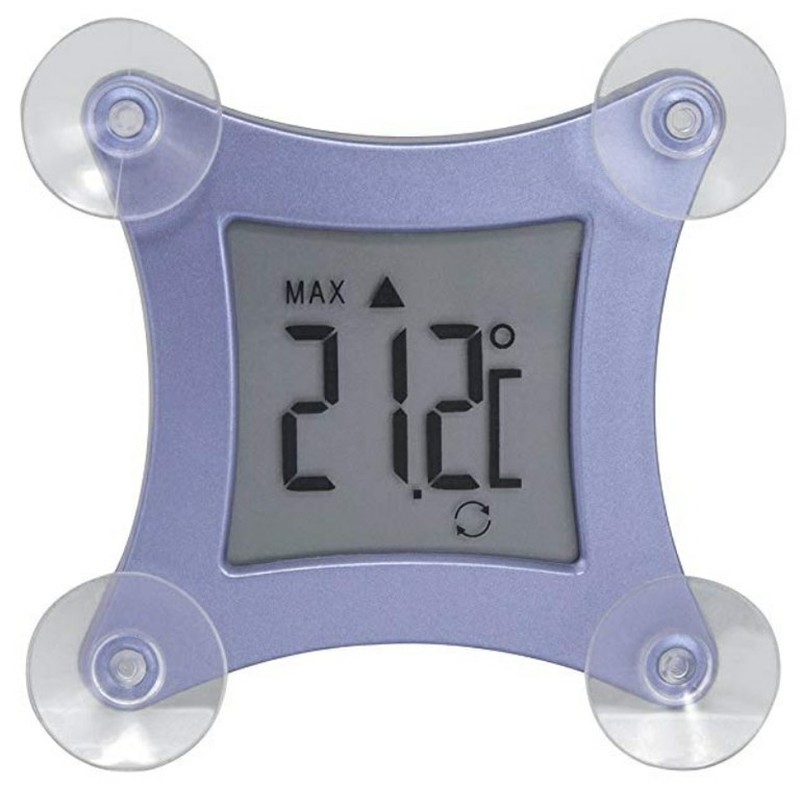 Window Thermometer W Suction Cups Tfa