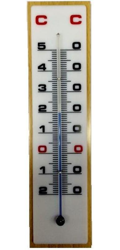 Inomhus utomhustermometer 20 + 50 ºC