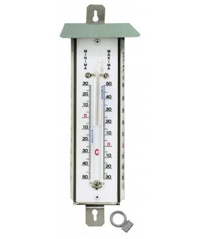 Termometro A Mercurio Massimo E Minimo Con Tettuccio Raig ¡compra con seguridad en ebay! termometro a mercurio massimo e minimo