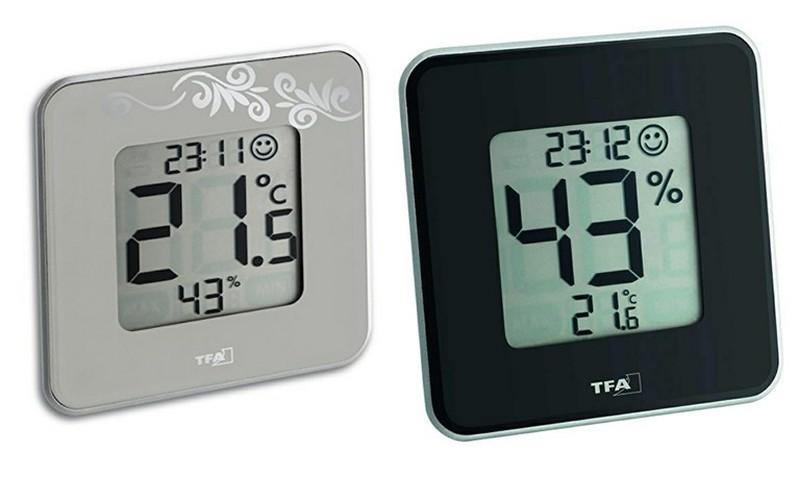 Digital termometer och hygrometer TFA 30.5027.01